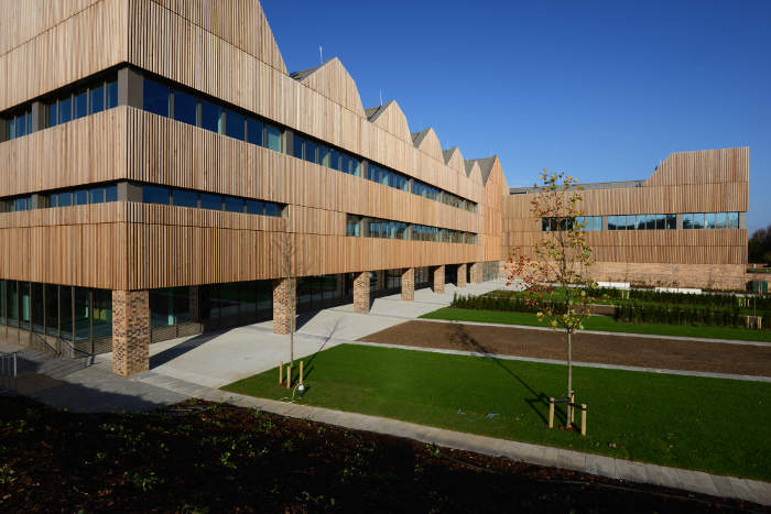 Norwich Research Building